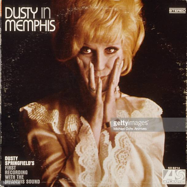 The record cover of the 1969 Dusty Springfield classic album 'Dusty In Memphis