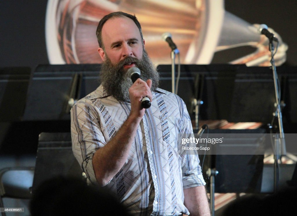 The Recording Academy Inaugural Music Educator Award Recipient Kent Knappenberger At GRAMMY Living Room Concert