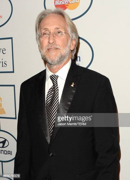 The Recording Academy President/CEO Neil Portnow attends the 56th annual GRAMMY Awards PreGRAMMY Gala and Salute to Industry Icons honoring Lucian...