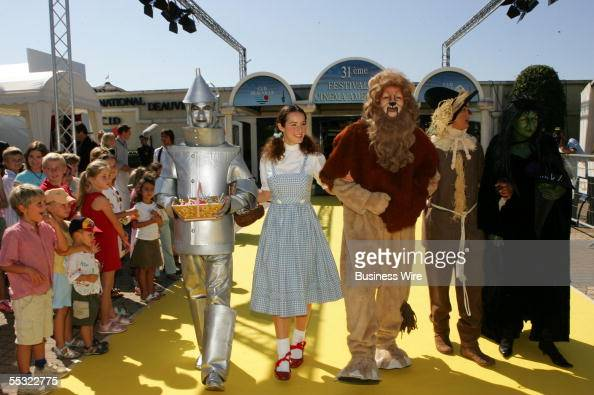 Yellow Brick Road Stock Photos And Pictures Getty Images