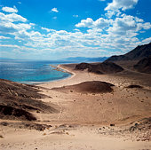 The Red Sea, Israel