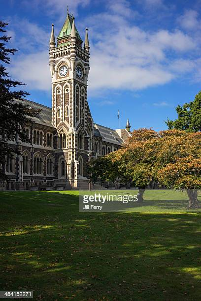 The registry building at the University of otago
