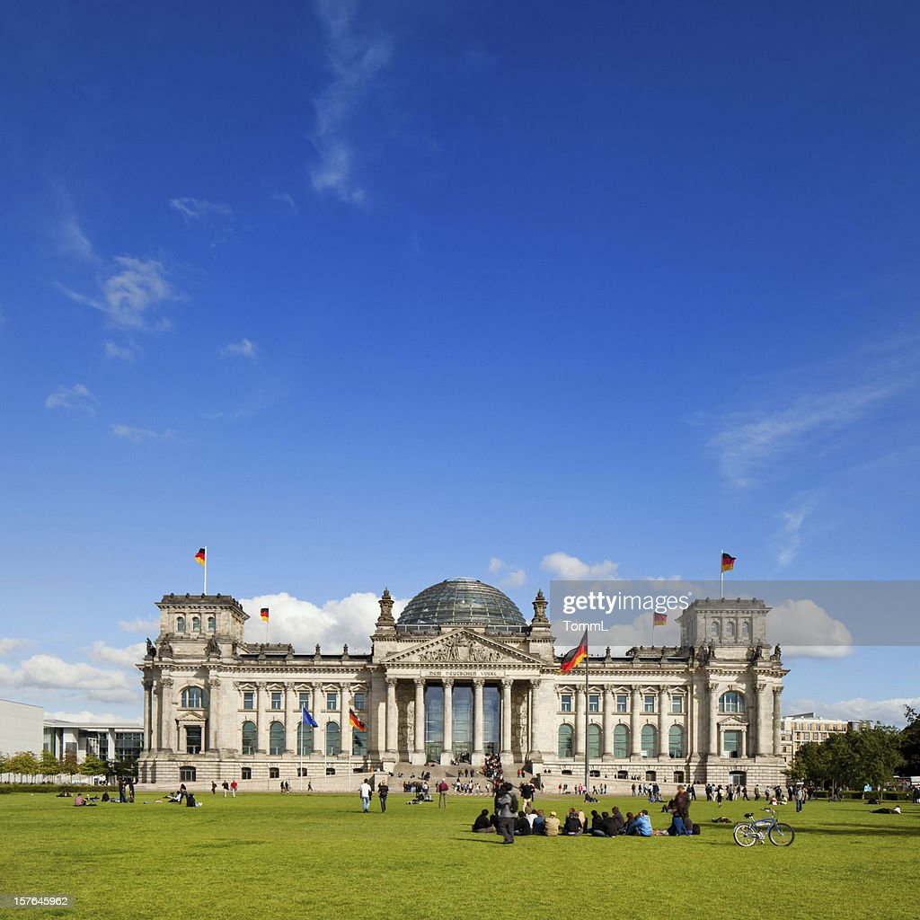 The Reichstag, Berlin