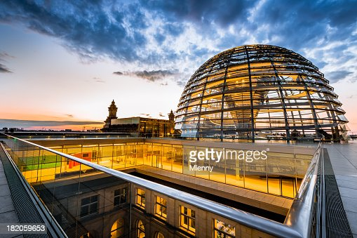 The Reichstag Dome,Berlin