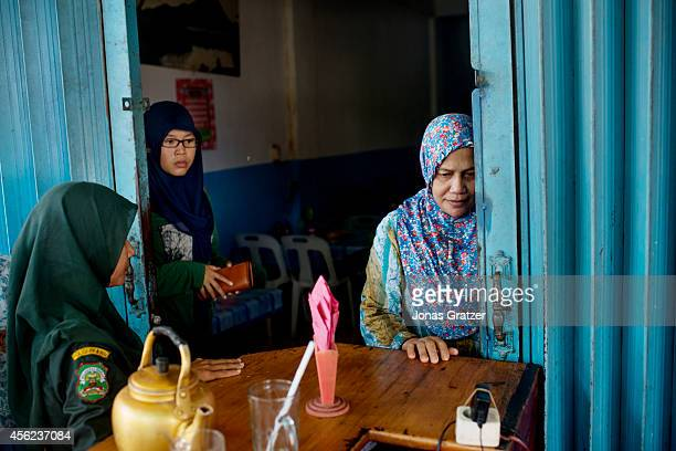 The religious Sharia Police force a restaurant to close down for the one hour long obligatory Friday prayer In the autonomous region of Aceh there...