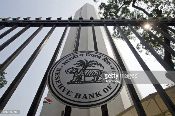 The Reserve Bank of India headquarters stands in Mumbai India on Tuesday Oct 29 2013 Indias central bank raised its benchmark interest rate for the...