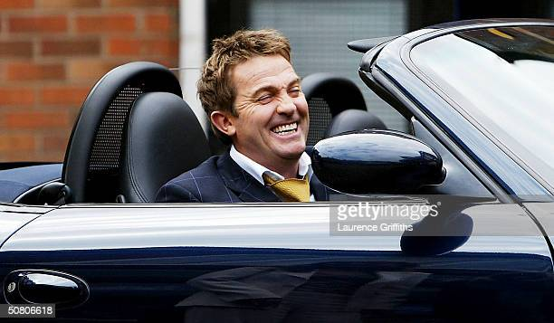 The residents of Britain's most famous Street are in for a shock when Danny Baldwin arrives played by Bradley Walsh on the set of Coronation Street...