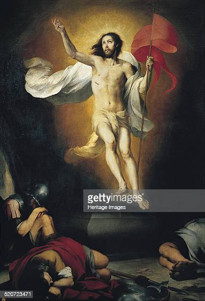 The Resurrection Found in the collection of Real Academia de Bellas Artes de San Fernando Madrid
