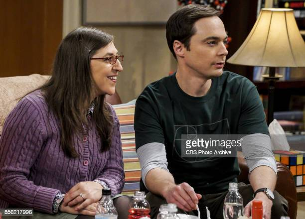 'The Retraction Reaction' Pictured Amy Farrah Fowler and Sheldon Cooper Leonard angers the university and the entire physics community after he gives...