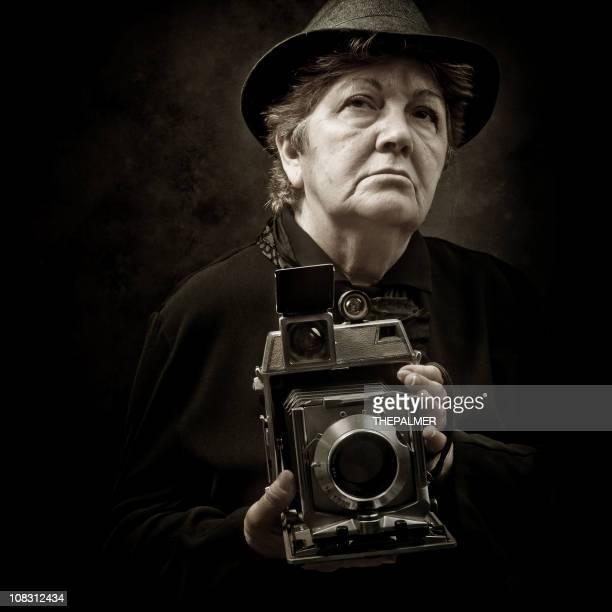 El fotógrafo de retro