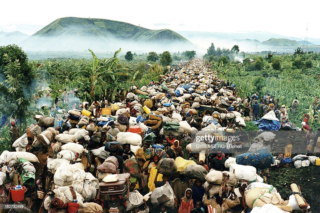 The Return In Rwanda Of The Hutu Refugees In Zaire. Les ...