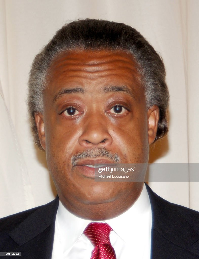 The Reverend <a gi-track='captionPersonalityLinkClicked' href=/galleries/search?phrase=Al+Sharpton&family=editorial&specificpeople=202250 ng-click='$event.stopPropagation()'>Al Sharpton</a> during Will Smith Celebrates LIVE 8 with a Pre-Launch Party in his Hometown of Philadelphia at The 23rd Street Armory in Philadelphia, Pennsylvania, United States.