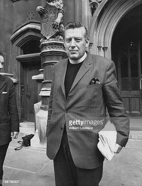 The Reverend Ian Paisley Founder of the Free Presbyterian Church of Ulster and Leader of the Democratic Unionist Party of Northern IrelandLondon 24th...