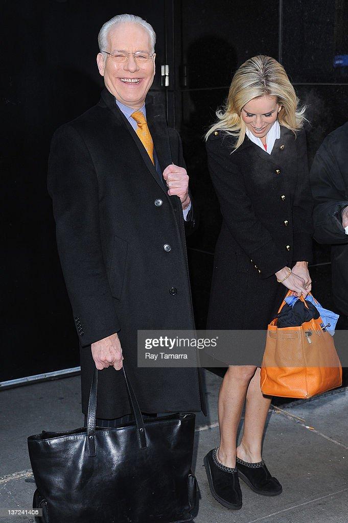 Good Morning America Dr Ashton : Celebrity sightings in new york city january
