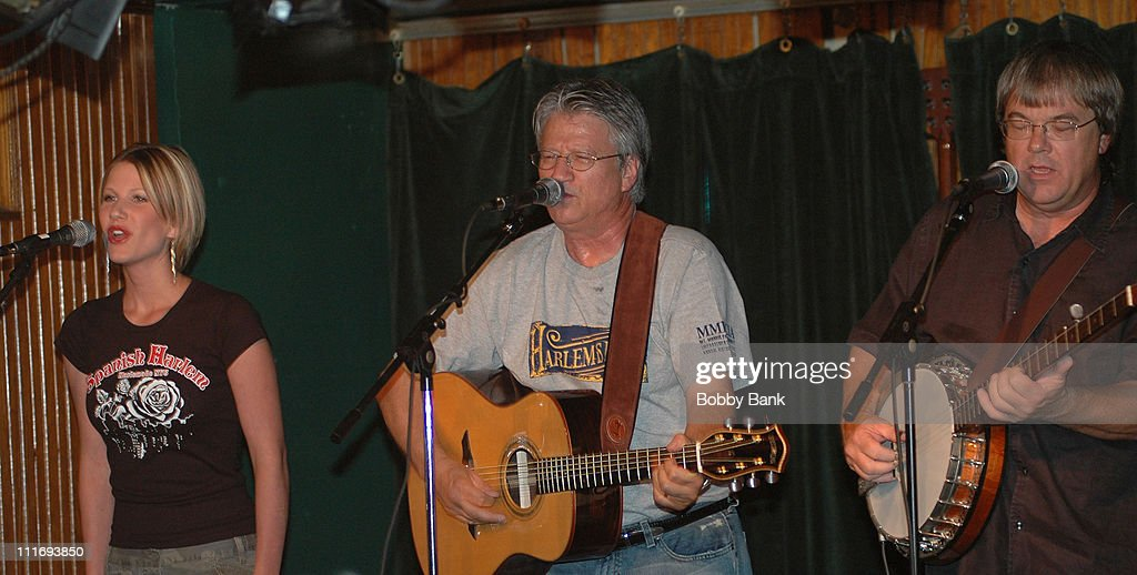The Richie Furay Band during Richie Furay of Poco and Buffalo Springfield Sings at the Turning Point Cafe - July 29, 2006 at Turning Point Cafe in Piermont, New York, United States.