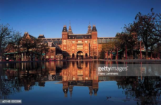 The Rijks Museum, Amsterdam