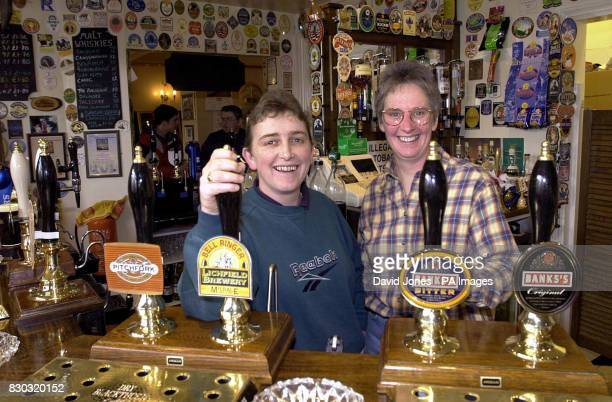 The Rising Sun in Tipton West Midlands run by Penny McDonald and Jackie Walker The pub was named by CAMRA the Campaign for Real Ale as Britain's best...