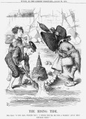 'The Rising Tide' 1868 The campaigning for the General Election of 1868 was well under way and it was apparent from Gladstone's earlier victories in...