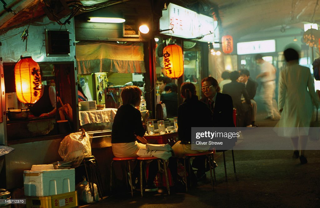 The ritzy Ginza district is the Yakitori capital of Tokyo. This restaurant can be found tucked away underneath the railway lines in Yurakucho Yakitori Alley- Japan