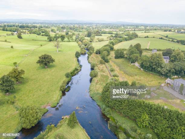 The river Suir, Golden, Co. Tipperary, Ireland.