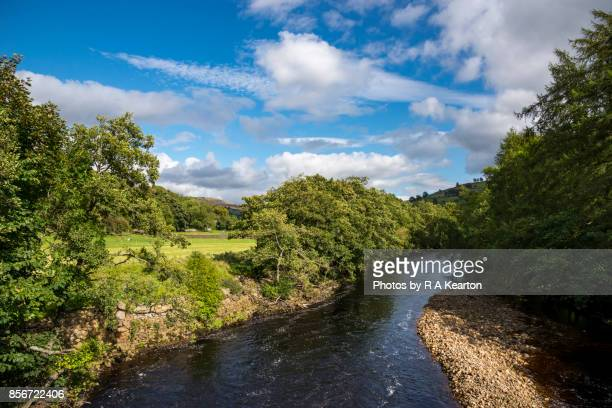 The river Swale, Swaledale, Yorkshire Dales, England