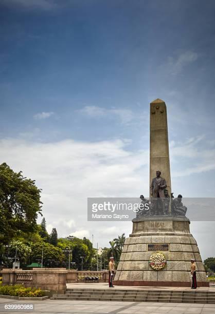 The Rizal Monument in Rizal Park
