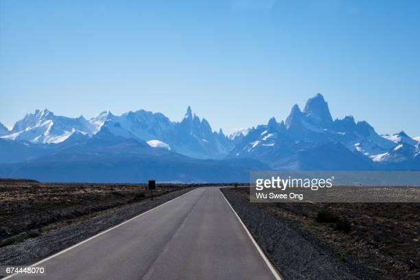 The Road to El Chaltén Patagonia