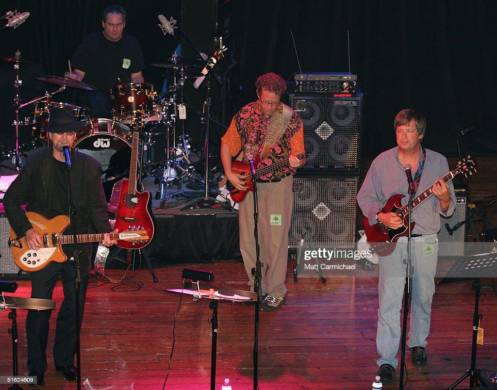 Rock bottom blues band