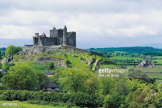 The Rock of Cashel also known as the St Patrick's Rock or Cashel of the Kings County Tipperary Ireland
