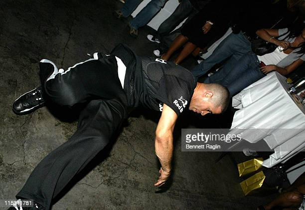 The Rock Steady Crew during 2006 MTV Video Music Awards Sapporo Maybach Present Common Famke Janssen's VMA Cookout 2006 at Sky Studios in New York...
