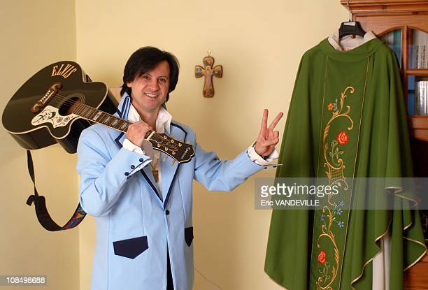 The rocker priest after Mass Father Antonio becomes 'Don Elvis' the rocker priest in Avezzano Italy His two loves the gospel and rock 'n' roll He...