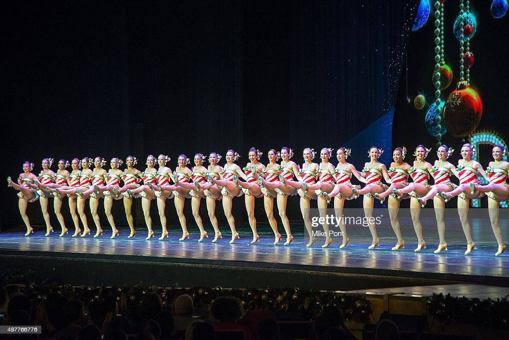 Radio City Christmas Spectacular Opening Night | Getty Images