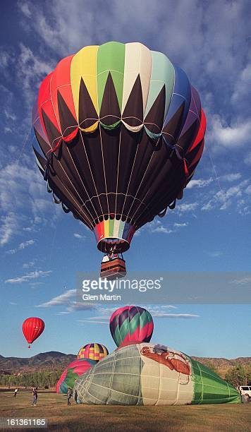 The Rocky Mountain Balloon Festival has media flight day at Chatfield State Park The balloon fest will start at 630 10 am and 4830 pm saturday 610 am...