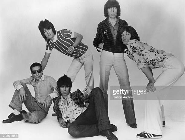Charlie Watts Ron Wood Keith Richards Bill Wyman and Mick Jagger