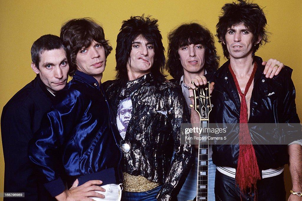 The Rolling Stones, Ken Regan Archive, Portrait Session 1977