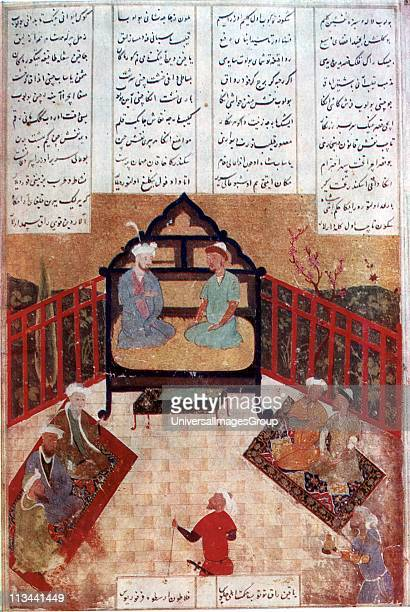 The romance and legend of Alexander the Great was recounted endlessly in Islamic art and literature from Southern Russia to the gates of India often...