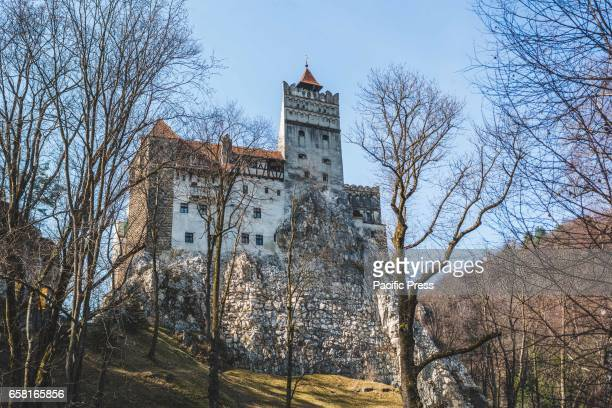 The Romanian castle of Bran