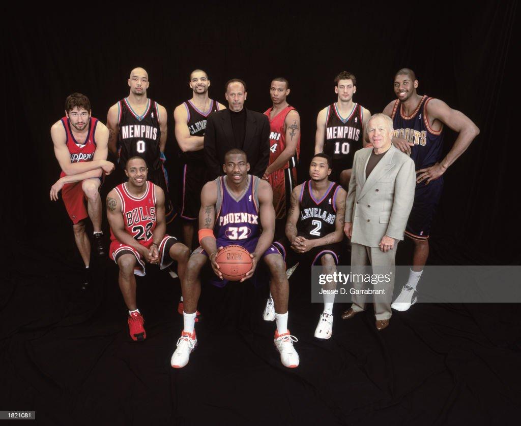 2003 Rookie Team