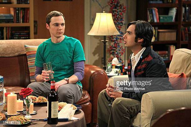 ''The Roommate Transmogrification' After hearing Leonard and Priya indulge in a 'Star Trek' bedroom fantasy Raj moves in with Sheldon on the fourth...