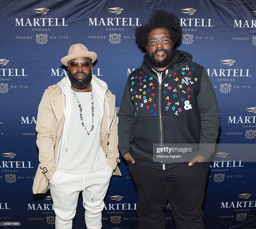 The Roots at the Martell Cognac Vanguard Experience concert at The Tabernacle on April 9, 2016 in Atlanta, Georgia.