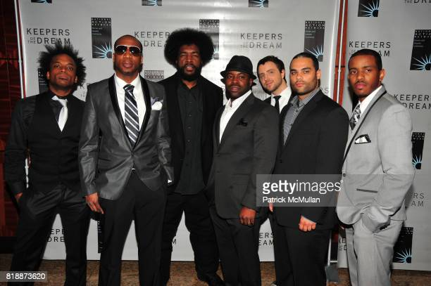 The Roots attends THE 12th ANNUAL KEEPERS OF THE DREAM AWARDS at Sheraton NY Hotel and Towers NYC on April 15 2010