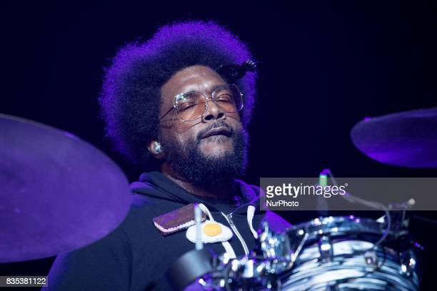 The Roots performed at the MGM National Harbor in Oxon Hill MD on Sunday August 13 2017