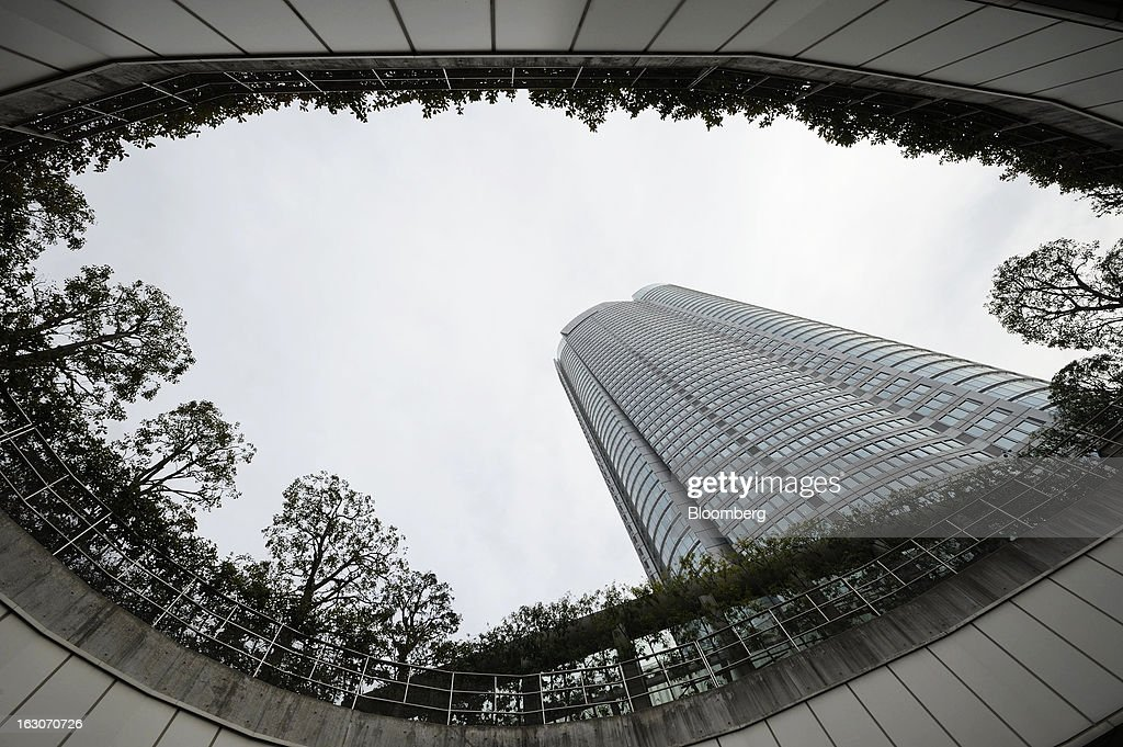 The Roppongi Hills Mori Tower, operated by Mori Building Co., stands in Tokyo, Japan, on Friday, March 1, 2013. Mori Building Co., Japan's biggest closely held developer, said it plans to attract global companies to its new building set to open in 2014, its biggest project since Roppongi Hills opened a decade ago. Photographer: Akio Kon/Bloomberg via Getty Images