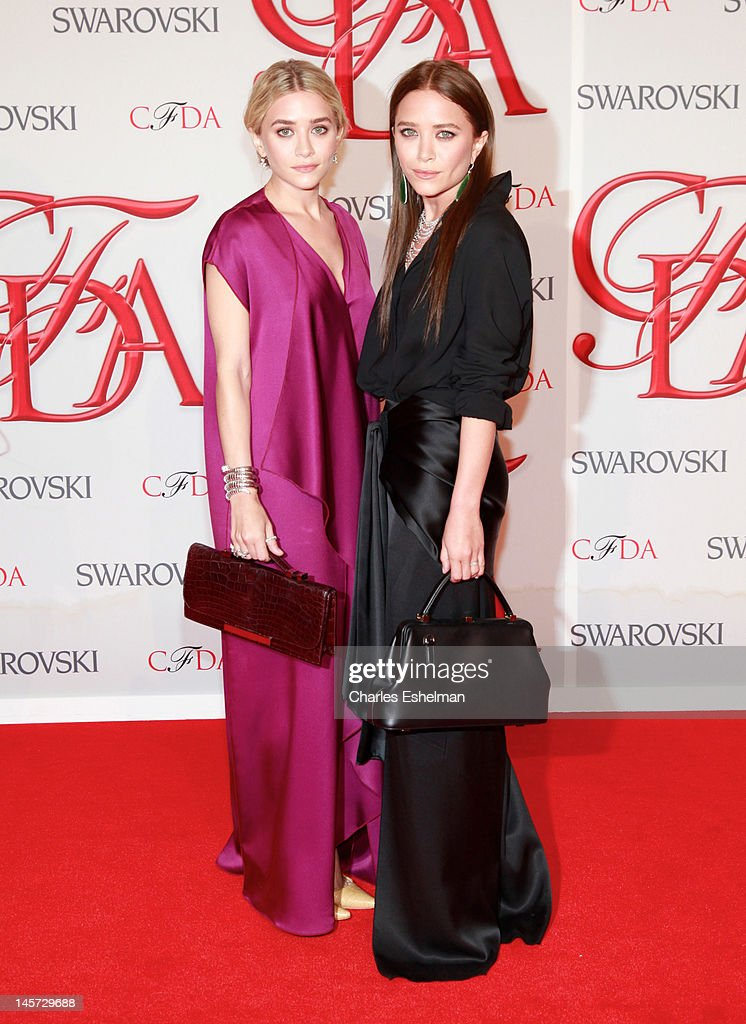 2012 CFDA Fashion Awards - Arrivals