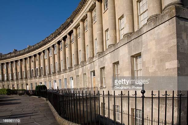 The Royal Crescent Bath England