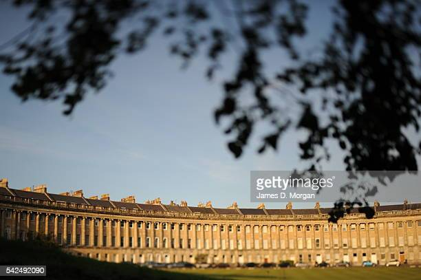 The Royal Crescent Hotel on July 12 2014 in Bath Spa England