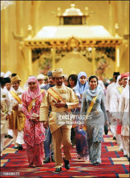 sultan of brunei palace stock photos and pictures getty