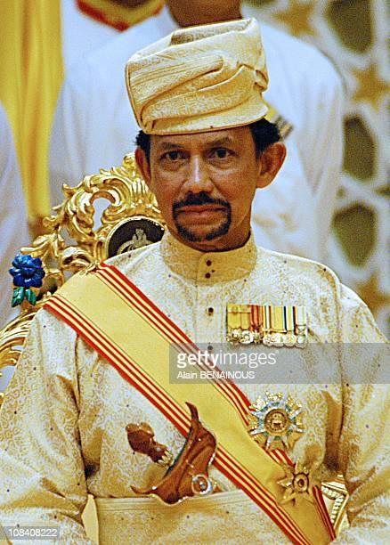 brunei darussalam sultan haji hassanal bolkiah photos et