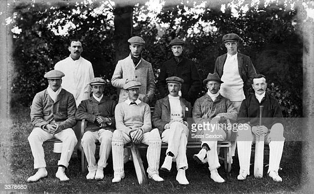 The Royal Irish Rifles cricket team