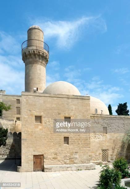 The Royal Mosque At Shirvanshah's Palace, Old Town, Baku, Azerbaijan